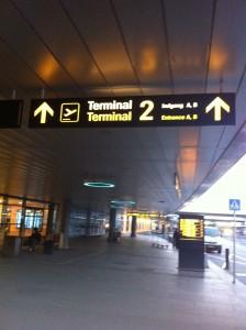 Flygplats Valletta Arlanda